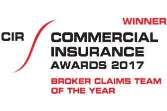Broker Claims Team of the Year 2017